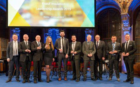 KNAUF INSULATION LEADERSHIP AWARD 2019